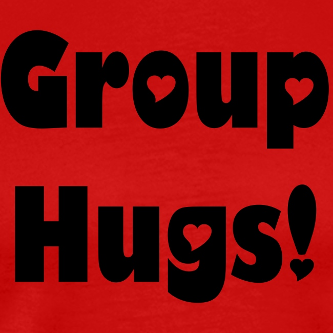 Group Hugs - MENS - Premium Shirt