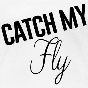 CATCH FLY WOMEN'S PREMIUM SHORT SLEEVE - #beyonce  - Women's Premium T-Shirt