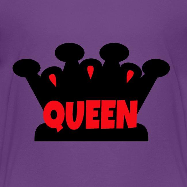 Queen! - Kids - Premium T-Shirt