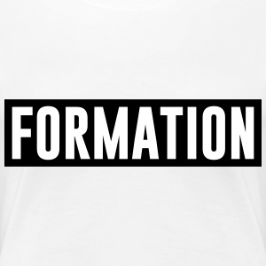 FORMATION WOMEN'S PREMIUM SHORT SLEEVE - #beyonce  - Women's Premium T-Shirt