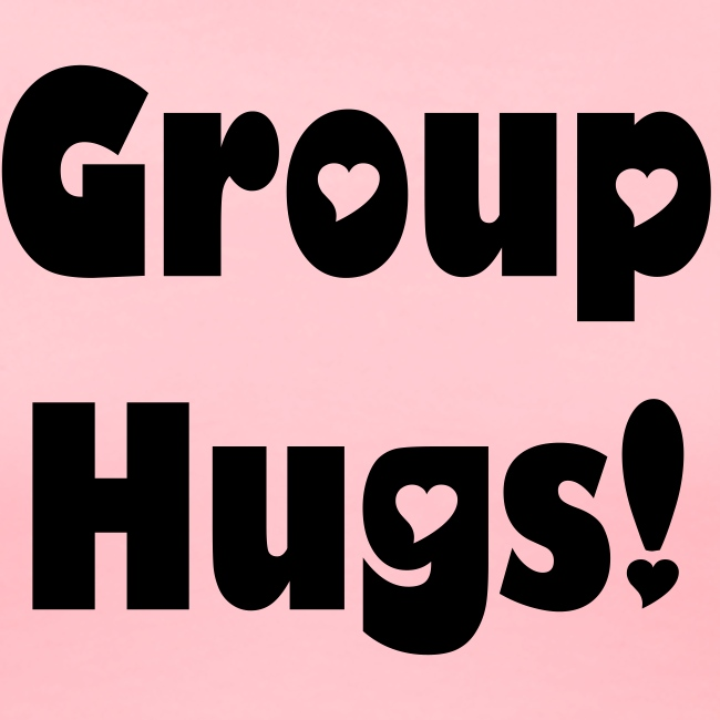 Group Hugs - WOMENS - Premium Shirt