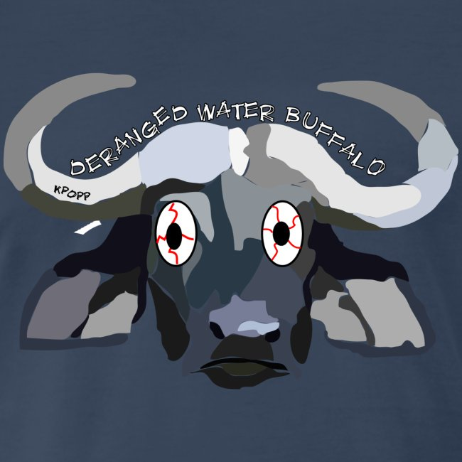 Deranged Water Buffalo