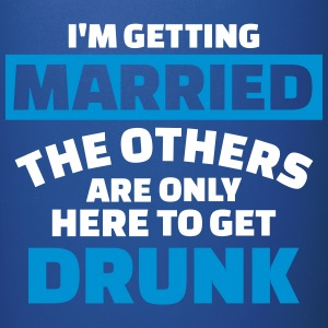 I'm getting married Mugs & Drinkware - Full Color Mug