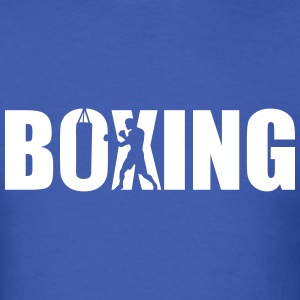 Boxing T-Shirts - Men's T-Shirt