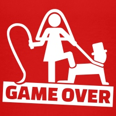 Game over Kids' Shirts