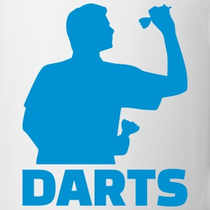 Darts Mugs & Drinkware - Coffee/Tea Mug