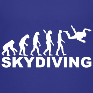 Evolution skydiving Kids' Shirts - Kids' Premium T-Shirt