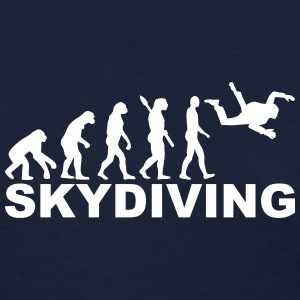 Evolution skydiving Women's T-Shirts - Women's T-Shirt