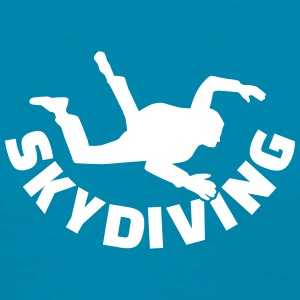 Skydiving Women's T-Shirts - Women's T-Shirt