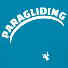 Paragliding Women's T-Shirts