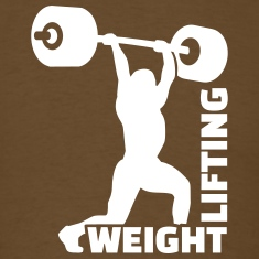 Weightlifting T-Shirts