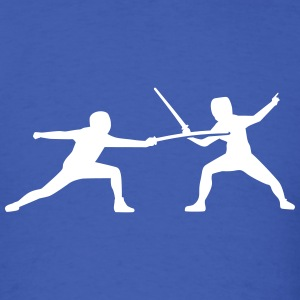 Fencing T-Shirts - Men's T-Shirt