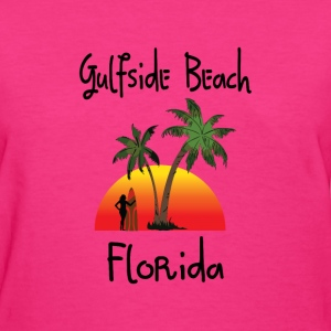 gulfside beach Women's T-Shirts - Women's T-Shirt