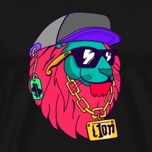 Why you lion - Men's Premium T-Shirt