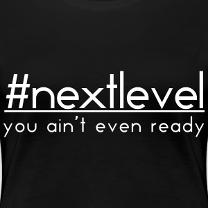 NEXT LEVEL - Women's Premium T-Shirt