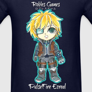 League of Legends PulseFire Ezreal Chibi (Mens) - Men's T-Shirt