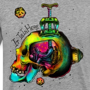 SKULL BOY T-Shirts - Men's Premium T-Shirt