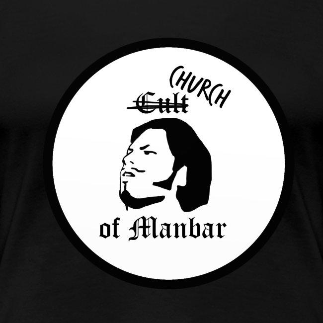 Church of Manbar T-Shirt - Womens
