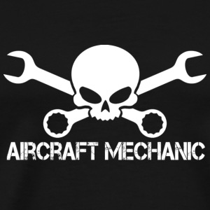 Aircraft Mechanic aircraft mechanic tools aircr - Men's Premium T-Shirt