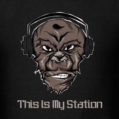 This is my station-cool DJ