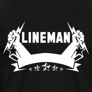 A Lineman T Shirts Spreadshirt