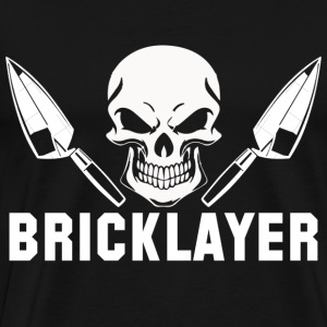 Bricklayer - Men's Premium T-Shirt