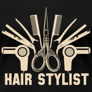 Hair Stylist hair stylist quotes for hair stylis - Women's Premium T-Shirt