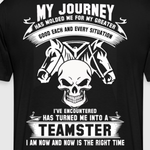 Teamster - Men's Premium T-Shirt