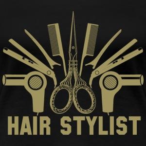 Beauty salon t shirts spreadshirt for Hair salon t shirt designs
