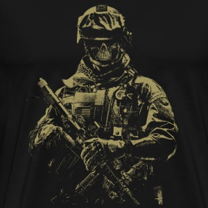 infantry veteran infantry army infantry light i - Men's Premium T-Shirt