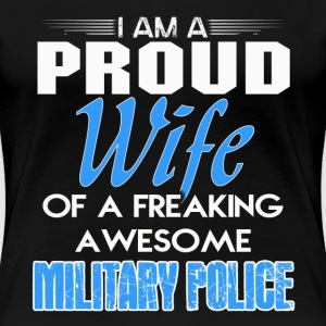 Military police military police - Women's Premium T-Shirt