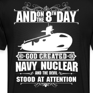Navy Nuclear - Men's Premium T-Shirt