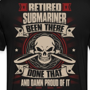 submarine submarine movie submarine film submari - Men's Premium T-Shirt