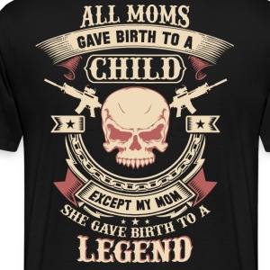 soldier m16 soldier small soldiers army soldier - Men's Premium T-Shirt