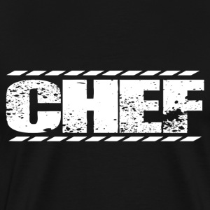 Chef pastry chef design drunk chef pirate chef s - Men's Premium T-Shirt