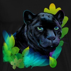 Black Panther and Blended Jungle