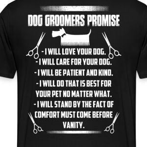 Groomer groomer dog groomer - Men's Premium T-Shirt