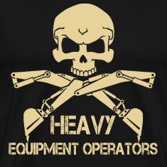 heavy machine operator