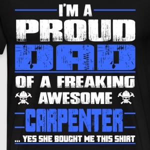 Carpenter union carpenter john carpenter carpent - Men's Premium T-Shirt