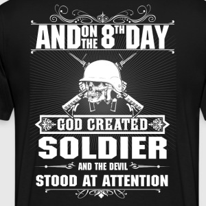 soldier child soldiers fallen soldier fps soldie - Men's Premium T-Shirt