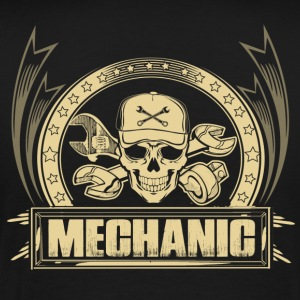 Mechanic redneck mechanic anime mechanic auto me - Men's Premium T-Shirt