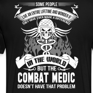 Combat Medic T Shirts Spreadshirt