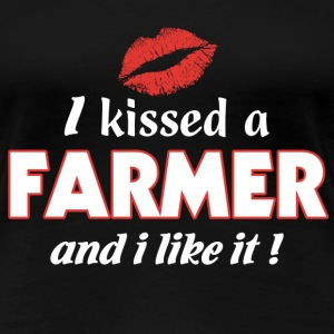 Farmer farmer's wife dirty farmer farmers farme - Women's Premium T-Shirt