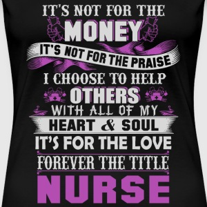 Nurse cardiac icu nurse nurse ratched funny nurs - Women's Premium T-Shirt
