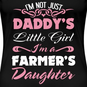 Farmer horny farmer farmer's wife farmers no far - Women's Premium T-Shirt