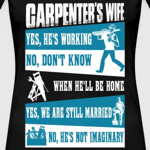 Carpenter carpenter saw john carpenter funny car - Women's Premium T-Shirt