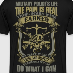 Military police military police - Men's Premium T-Shirt