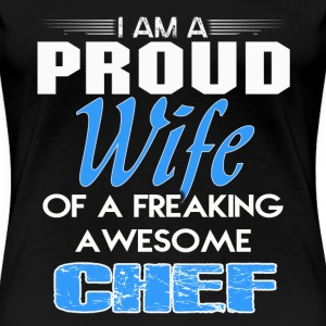 Chef swedish chef Chef (male) chef grillmaster p - Women's Premium T-Shirt