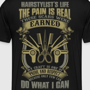 Hair Stylist hair stylist quotes for hair stylis - Men's Premium T-Shirt