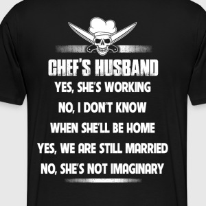 Chef chef grillmaster chef little chef chef (mal - Men's Premium T-Shirt